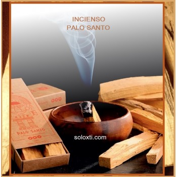 INCIENSO PALO SANTO NATURAL 100%